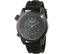 Armbanduhr XL an:e Analog Quarz Silikon SL4315/2