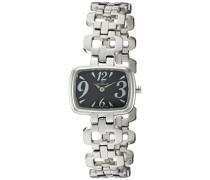 4539.1139 Women'schweizer Uhr Armbanduhr Analog Edelstahl silber