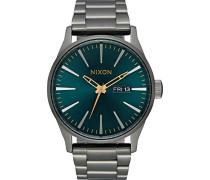Analog Digital Uhr mit Edelstahl Armband A356-2789-00