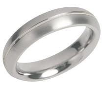 Herren-Ring Titan gebürstet