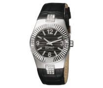 Damen-Armbanduhr Analog Leder EL900302001