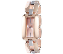 ! Armbanduhr Pristine Analog Quarz Edelstahl JP101492004