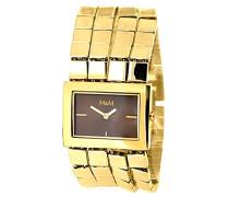 Damen-Armbanduhr Analog Quarz Alloy M11612-235