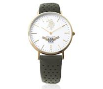 US Polo Association -Armbanduhr Analog USP3009GR_GR