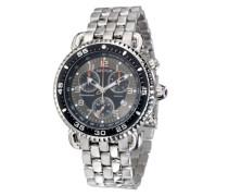 Sektor r3253990045 Quarz-analoge Uhr mit Edelstahl-Armband