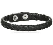 Damen-Armband Edge Versilbert 0.8 cm - 461546112