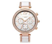 Damen-Armbanduhr Analog Quarz LP349