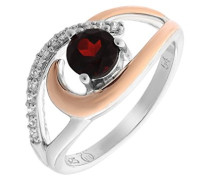 Ringe 925_Sterling_Silber zirkonia '- Ringgröße 56 (17.8) zr-7375/1/56