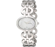 Damen-Armbanduhr Analog Quarz Edelstahl 4566.1133