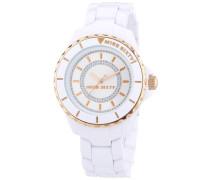 Damen-Armbanduhr Analog Quarz Plastik R0753105501