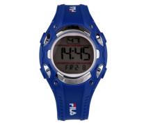 Unisex-Armbanduhr Digital Quarz Plastik FA1017-05
