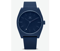 Analog Quarz Smart Watch Armbanduhr mit Silikon Armband Z10-2904-00