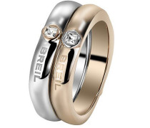 ORIGINAL Ringe CROSSING LOVE Damen - TJ1557