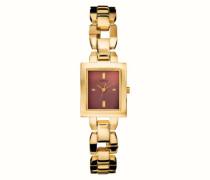 Damen-Armbanduhr Analog Quarz Edelstahl W90003L1