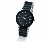 Herren-Armbanduhr Analog Quarz Keramik 255C139