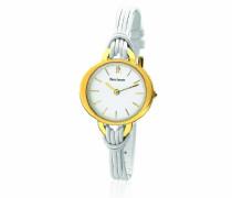 Damen-Armbanduhr Analog Quarz Leder 111G500
