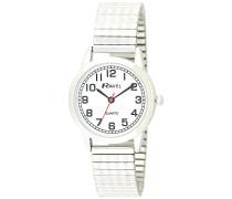 Analog Quarz Uhr mit Edelstahl Armband R0232.11.2