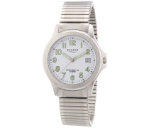 Armbanduhr XL Analog Quarz Edelstahl 11310048
