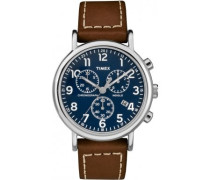Weekender Unisex-Armbanduhr TW2R42600