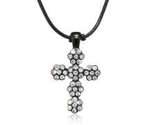 Jewelry Halskette anthrazit Halskette mit Anhänger aus der Serie Classic hematite beschichtet
