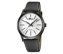 Armbanduhr Smart Casual Analog Quarz Verschiedene Materialien 18165/1