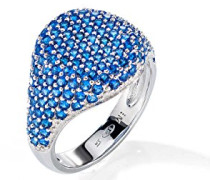 Ringe 925_Sterling_Silber mit '- Ringgröße 54 (17.2) SAIW12014