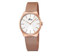 Damen-Armbanduhr Analog Quarz Edelstahl 18289/1