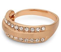Ringe Vergoldet Kristall '- Ringgröße 53 (16.9) 601834024