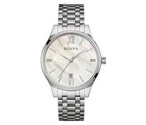 Damen-Armbanduhr Diamond Analog Quarz 96S161