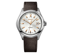 Datum klassisch Automatik Uhr mit Edelstahl Armband 1216331