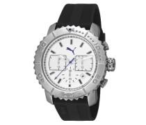 Puma Armbanduhr XL Gallant Chronograph Quarz Plastik PU103561002