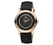 Damen-Armbanduhr Hermosa Analog Quarz Leder
