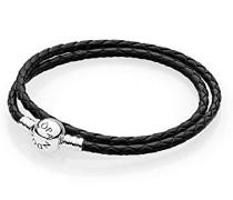 Damen Armband Schwarz 38 cm 590745CBK-D2