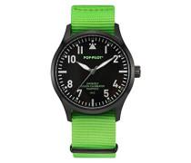 Armbanduhr HKG Analog Quarz Nylon P4260362631052