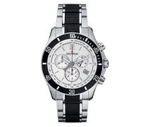 Armbanduhr 1615.9172 Chronograph edelstahl Silber 1615.9172