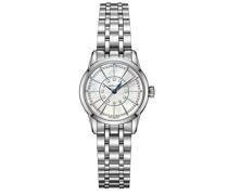 Analog Quarz Uhr mit Edelstahl Armband H40311191