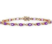 Damen-Armband 9 Karat 375 Gelbgold PBC01193Y AM