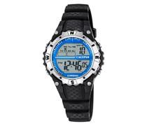 -Armbanduhr Digital Digital Plastik K5684/1