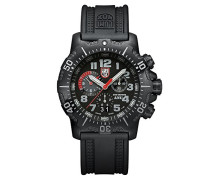 Armbanduhr ANU Chronograph Quarz Kautschuk 4241