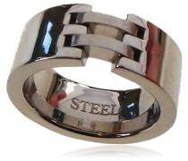 Herren Stainless Steel Ring