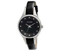 Damen-Armbanduhr XS Analog Quarz Leder 701426104