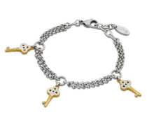 Style Jewelry Armband Edelstahl 20.0 cm LS1530-2/2
