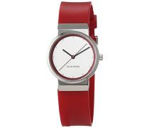 Damen-Armbanduhr Analog Quarz Kautschuk 32766