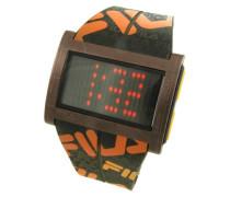 Herren-Armbanduhr Digital Quarz Plastik 773030