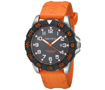 A12641G – Herrenuhr Quarz, mit Gummi-Armband