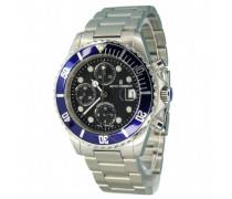 Armbanduhr XL Diver Chronograph Automatik Edelstahl 17571.6135