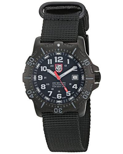 Herren-Armbanduhr XL Analog Quarz Textil 4221.CW