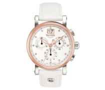 Bruno Söhnle Armbanduhr XS Armida Chronograph Quarz Leder 17-63115-951
