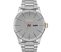 Herren-Armbanduhr grau, A356SW 2446-00