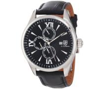 Herren- Armbanduhr Analog Quarz SC0168